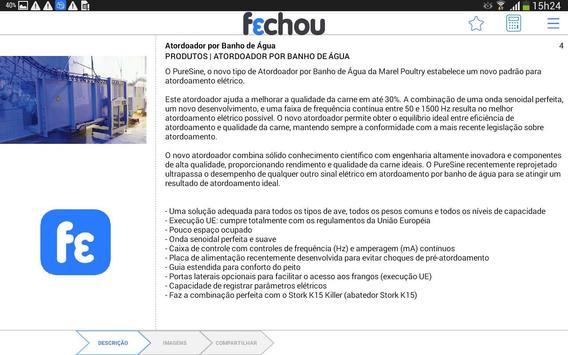 Fechou MVP screenshot 4