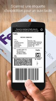 Assistante de Suivi FedEx Express screenshot 2
