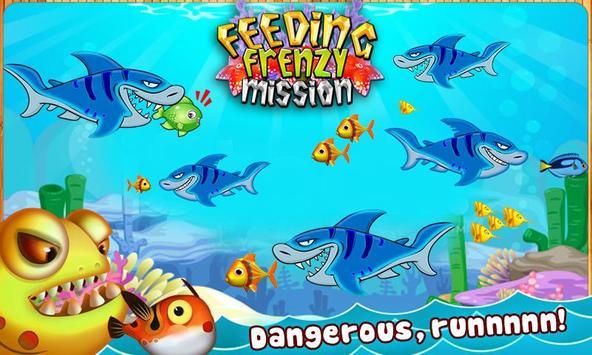 Feeding Frenzy Mission poster