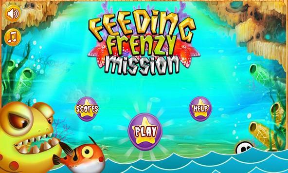 Feeding Frenzy Mission apk screenshot