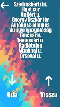 Fehérvári Menetrend apk screenshot