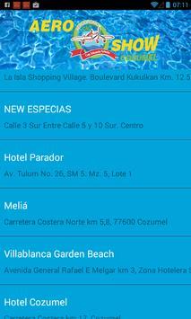 AEROSHOW Acapulco screenshot 1