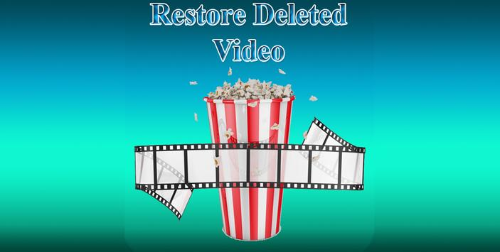 Restore Deleted Video 2017 poster