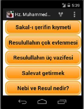 Hz. Muhammed Peygamber Efendim screenshot 4