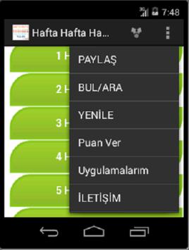 Hafta Hafta Gebelik (Detay) screenshot 1