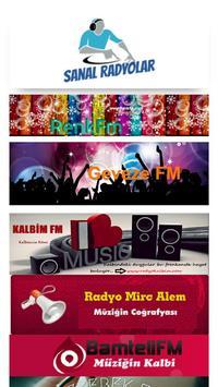 Sanal Radyolar poster