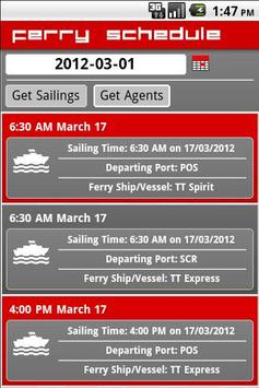 Trinidad & Tobago Ferry screenshot 3