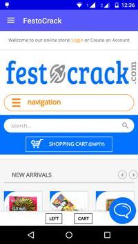 FestoCrack poster