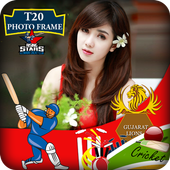 Photo Editor for IPL T20 2018 icon