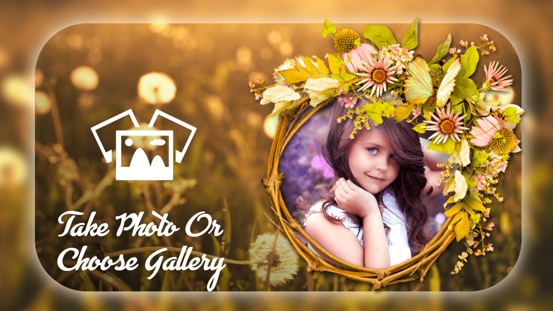 Nature Photoshoot Photo Frame Natural Background For Android Apk Download