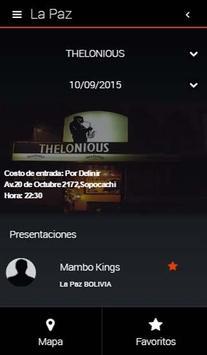 Bolivia Festijazz-2015 apk screenshot