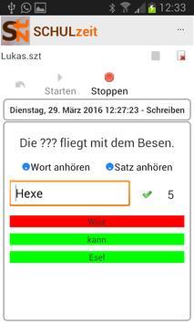 SCHULzeit apk screenshot