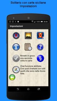 Solitario free apk screenshot