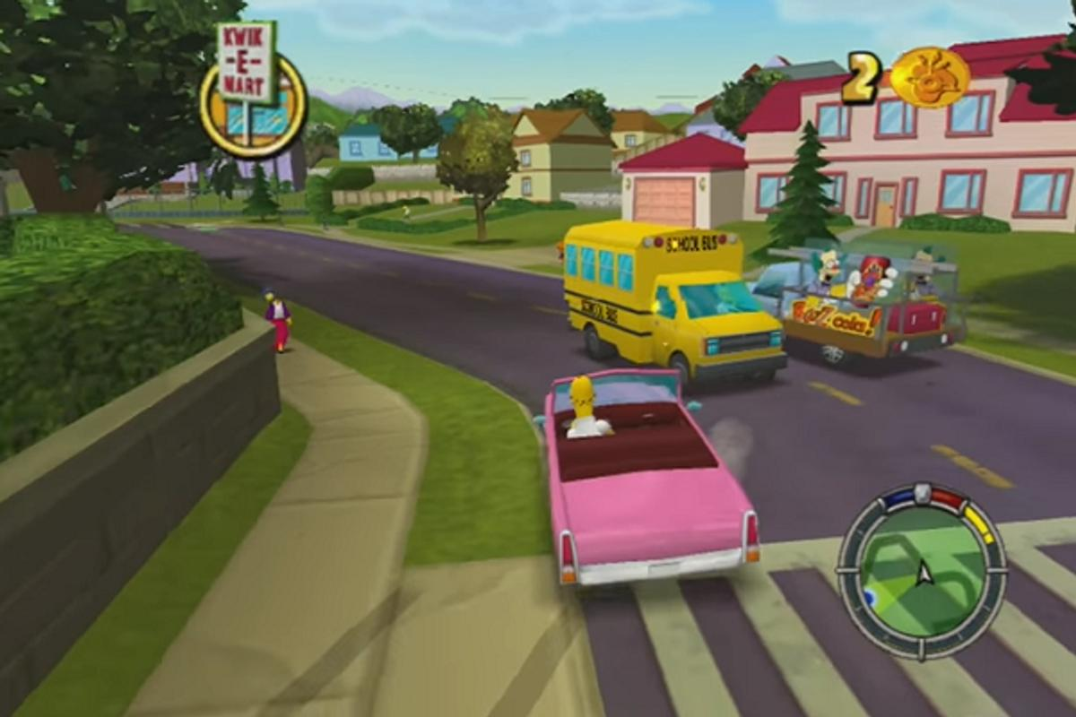 how to download simpsons hit and run