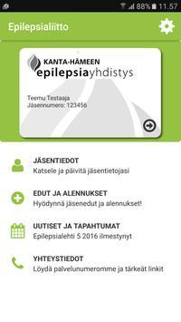 Epilepsialiitto 海報