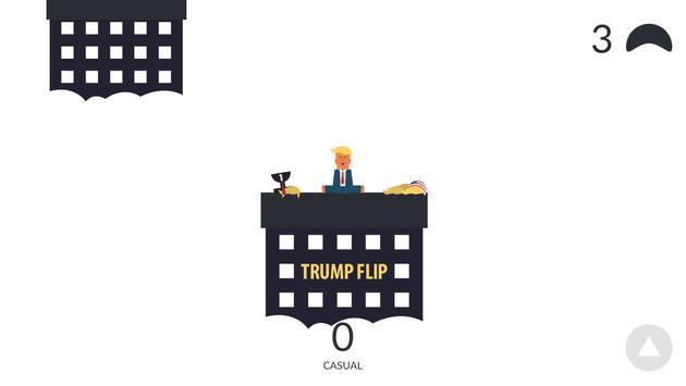 Trump Flip poster