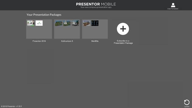 Presentor Mobile screenshot 2
