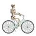 Skeleton Ragdoll Hill Biker