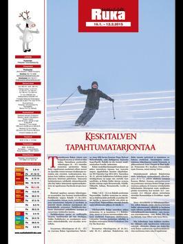 Matkailulehti Ruka apk screenshot