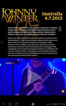 GuitarFan -lehti apk screenshot