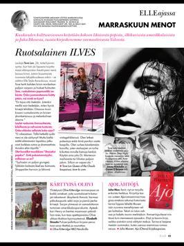 Elle Suomi apk screenshot