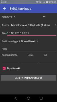 Tankkaus.com screenshot 1