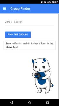 Finnco: Learn Finnish Verbs poster