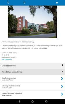 Finnish Architecture Finder screenshot 1