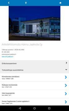 Finnish Architecture Finder poster
