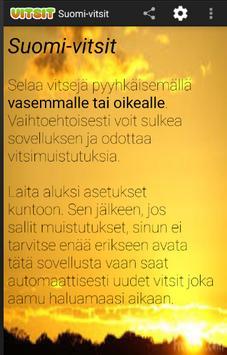 Suomi-vitsit poster