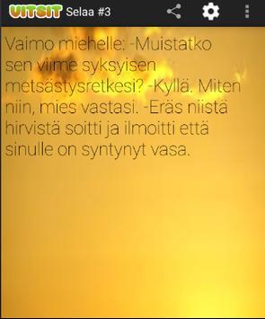 Suomi-vitsit screenshot 1