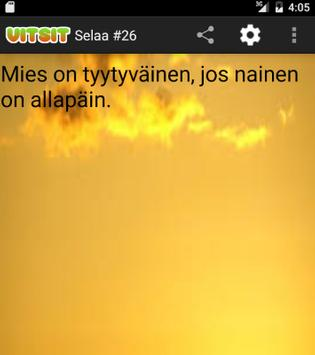 Suomi-vitsit screenshot 2