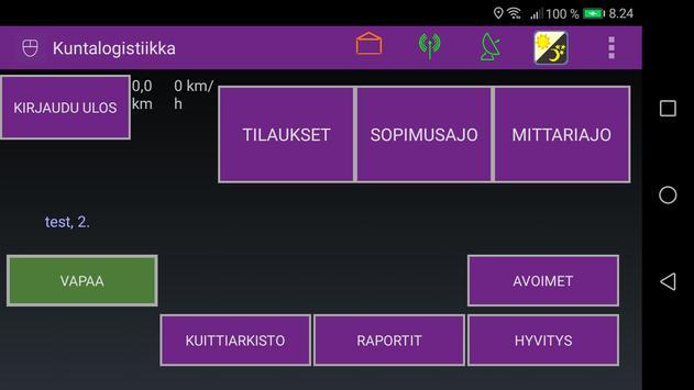 MunLog-Eksote screenshot 1