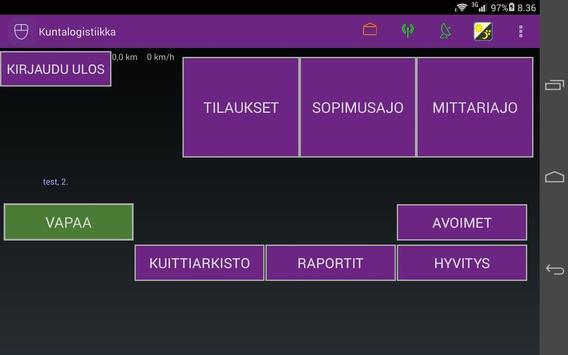 MunLog-Eksote screenshot 3
