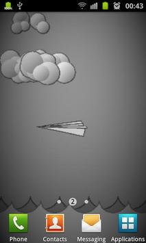 Flier Live Wallpaper screenshot 3