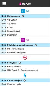 Iltapulu.fi TV-opas poster