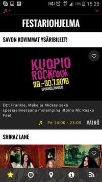 Kuopio RockCock poster