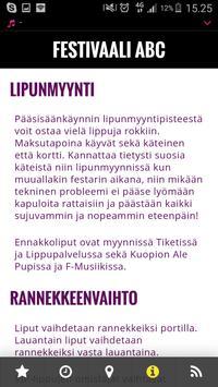 Kuopio RockCock apk screenshot
