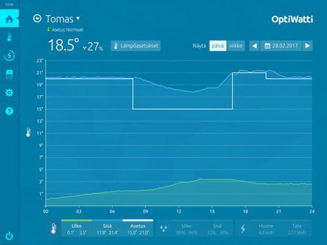 OptiWatti screenshot 1