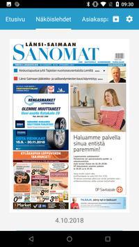 Länsi-Saimaan Sanomat screenshot 1