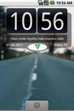 Liikenneturva poster