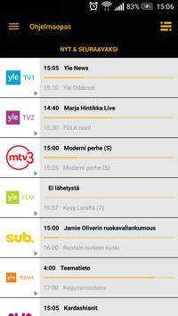 Maxivision Viihde apk screenshot