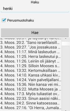Raamattu365.fi apk screenshot