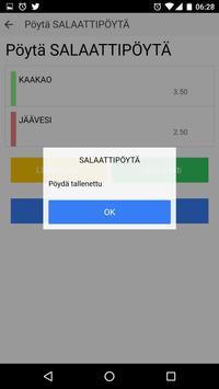 Restolution WaiterAPP screenshot 1