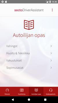 Secto Driver Assistant apk screenshot