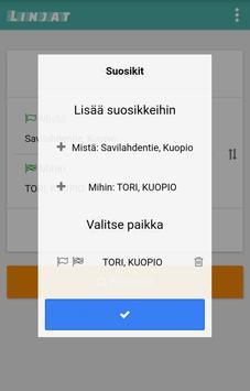 Linjat apk screenshot