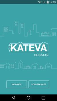Kätevä Seinäjoki poster