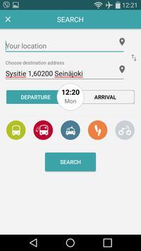Kätevä Seinäjoki apk screenshot