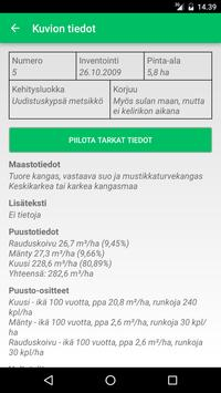 Metsäselain Päijänne apk screenshot