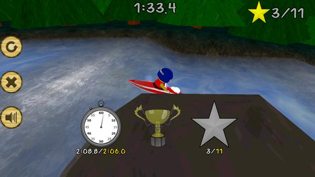 Kymi Kayaking apk screenshot